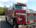 Tűzoltóautó kirakó